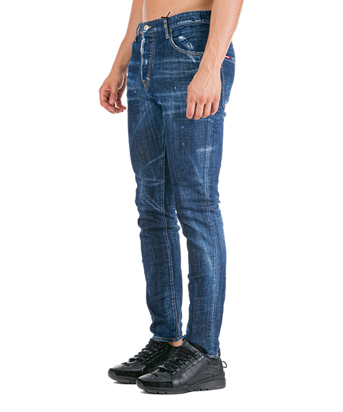 Vaqueros jeans denim de hombre pantalones sexy mercury secondary image
