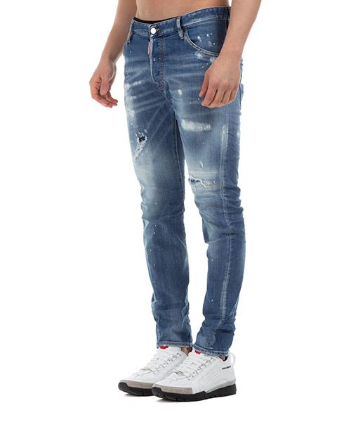 Vaqueros jeans denim de hombre pantalones classic kenny secondary image