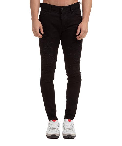 Jeans Dsquared2 super twinky S71LB0845S30602900 nero