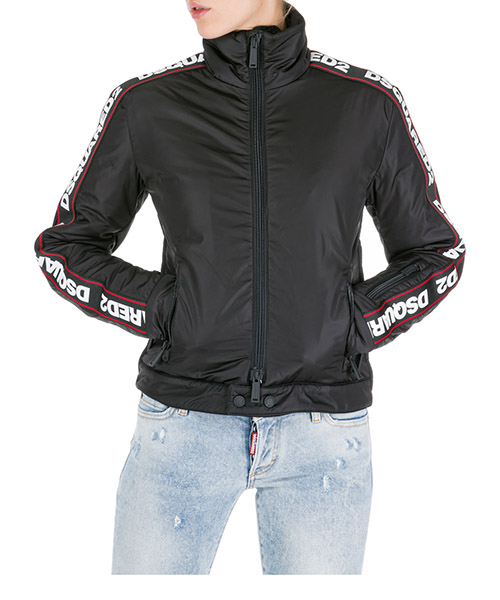 Down jacket Dsquared2 s72am0746s52298900 nero