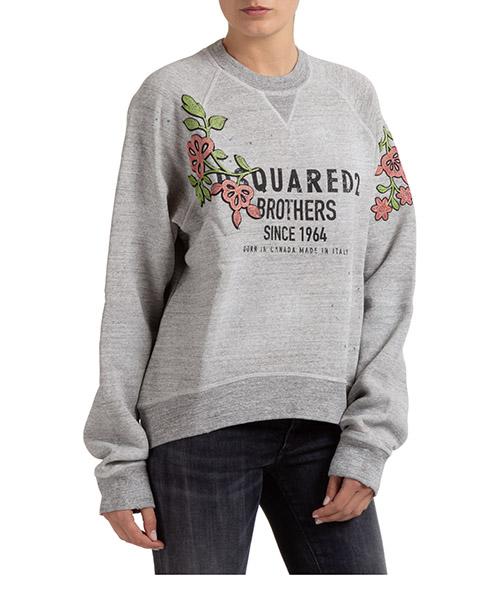 Sweatshirt Dsquared2 S72GU0184S25148858M grigio