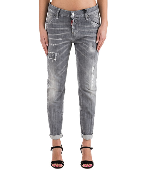 Women's slim fit jeans  cool girl