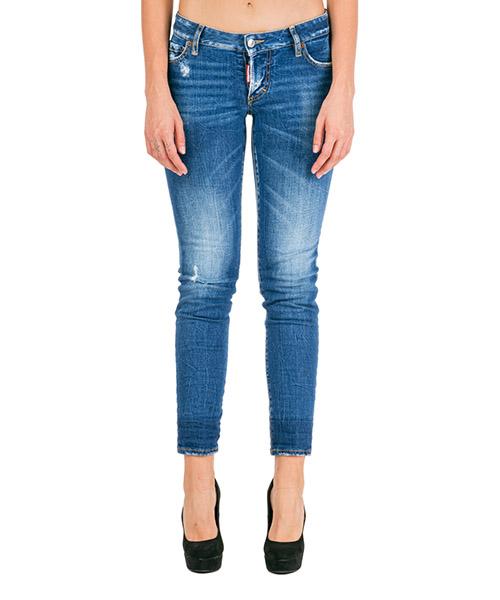 Jeans skinny femme  jennifer secondary image