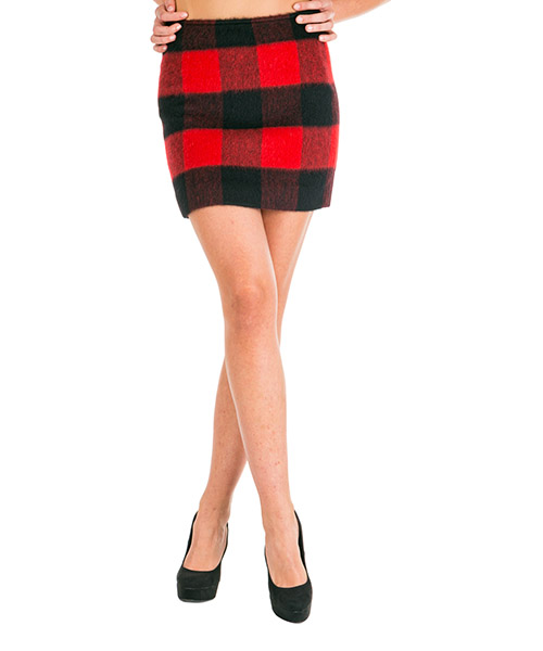 Mini skirt Dsquared2 S72MA0738S52238001F rosso
