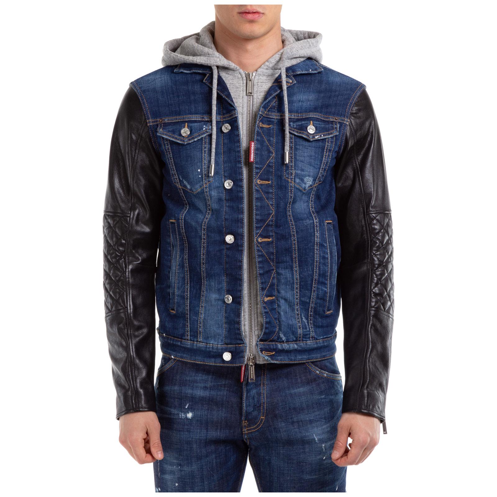 dsquared denim jacket