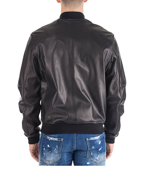 куртка мужская in pelle aviator bomber secondary image