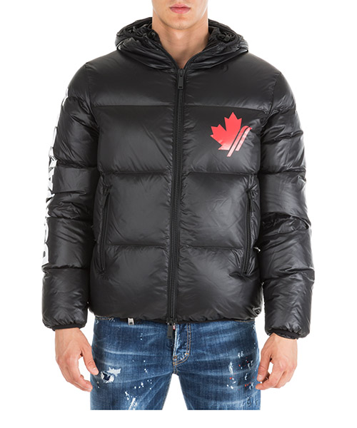 Down jacket Dsquared2 s74am0962s52119900 nero