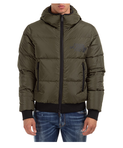 Down jacket Dsquared2 S74AM1085S53140693 verde