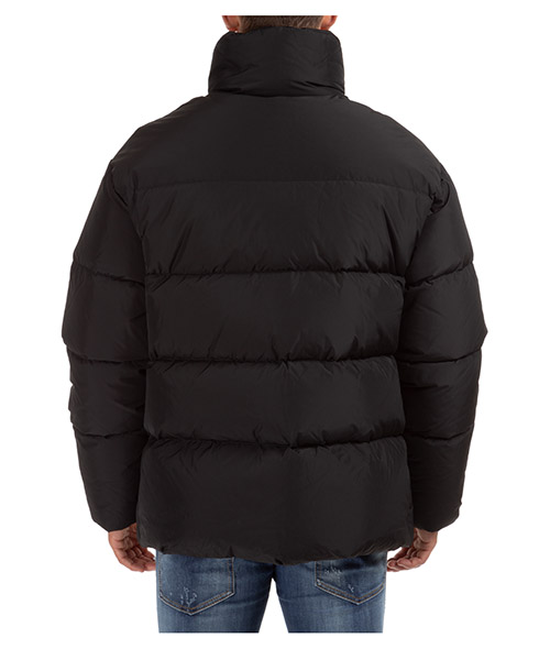 Men's bomber outerwear down jacket blouson flash logo secondary image