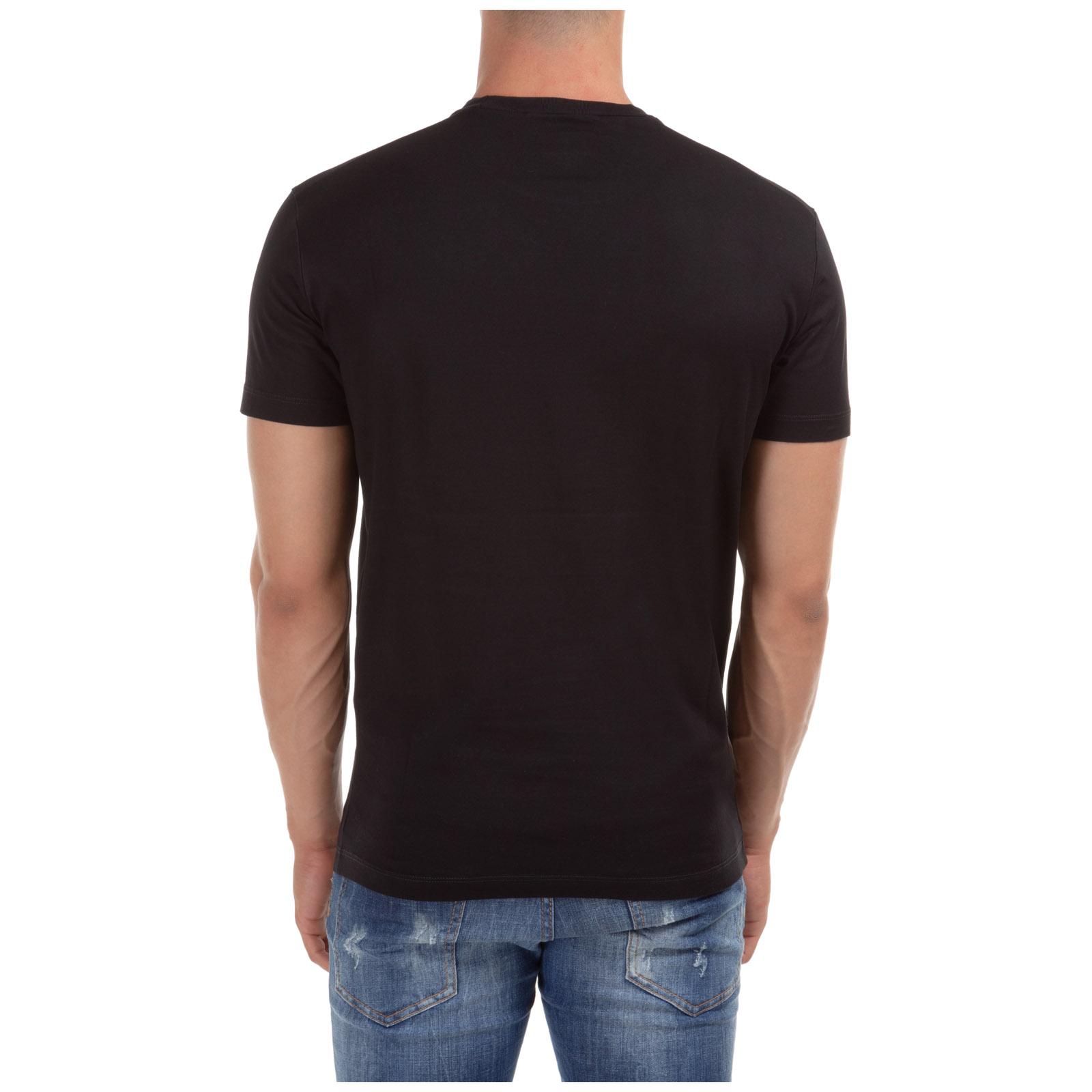 Men's short sleeve t-shirt crew neckline jumper dean&dean caten