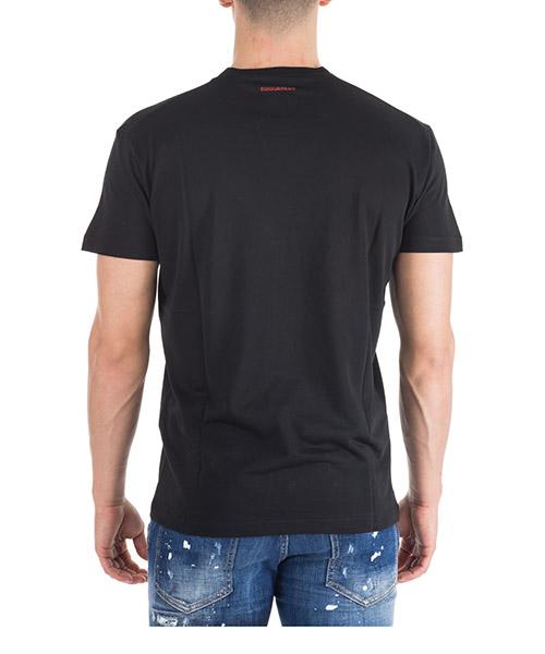 футболка с короткими рукавами круглый вырез горловины мужская icon secondary image