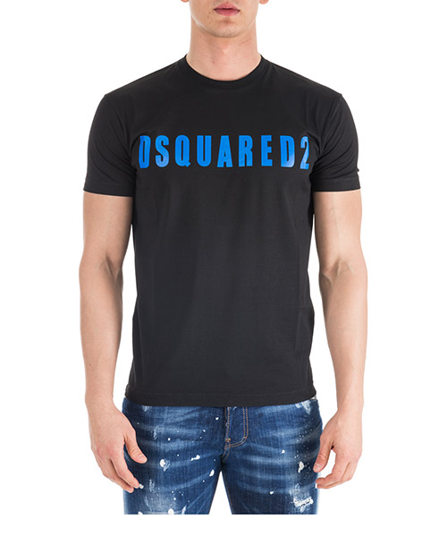 T-shirt Dsquared2 S74GD0488S22427977X nero