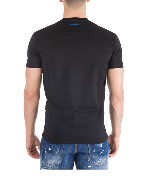 Men's short sleeve t-shirt crew neckline jumper icon secondary image