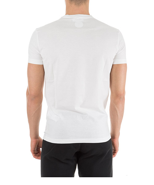 Men's short sleeve t-shirt crew neckline jumper caten twins secondary image