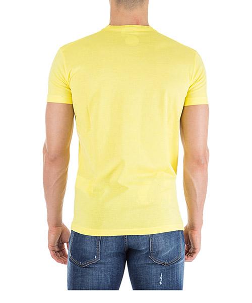 Men's short sleeve t-shirt crew neckline jumper caten twins secondary image