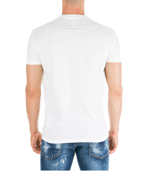 T-shirt maglia maniche corte girocollo uomo don t be a sheep secondary image