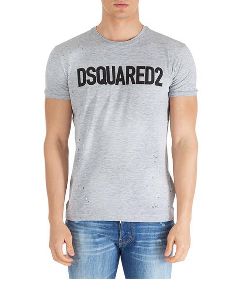 Camiseta Dsquared2 s74gd0586s22146857m grigio