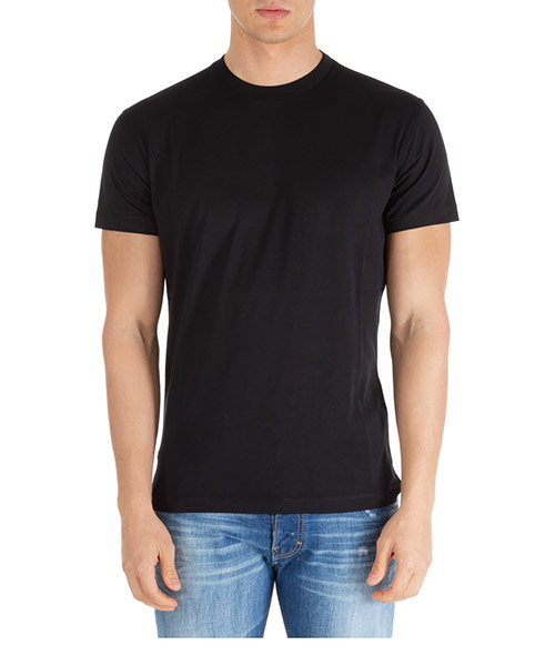 T-shirt Dsquared2 s74gd0598s22844900 nero