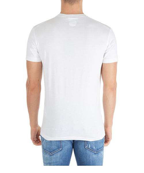 Camiseta de manga corta cuello redondo hombre cassetta secondary image
