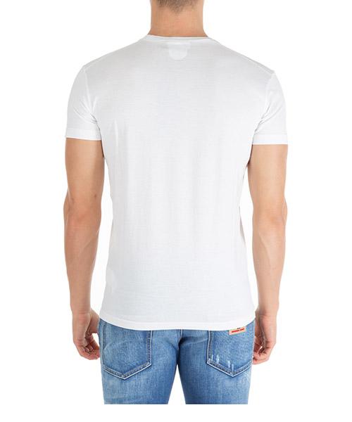 Camiseta de manga corta cuello redondo hombre topi secondary image