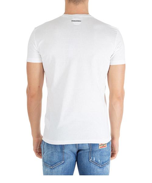 Camiseta de manga corta cuello redondo hombre d2 secondary image