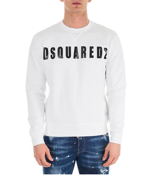 Sweatshirt Dsquared2 S74GU0306S25030100 bianco