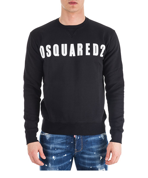 Sweatshirt Dsquared2 S74GU0306S25030900 nero