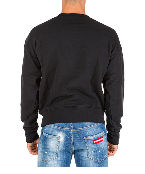 Men's sweatshirt sweat  tape secondary image