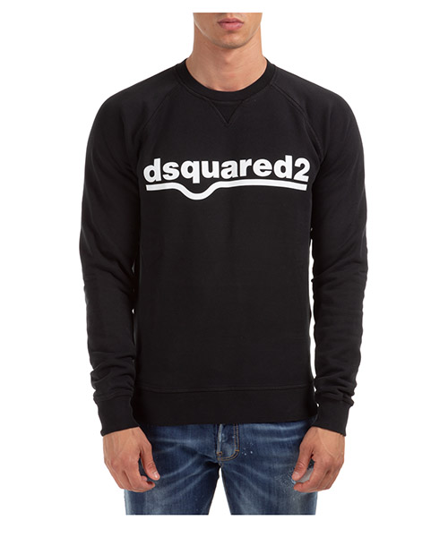Sweatshirt Dsquared2 S74GU0460S25030900 nero