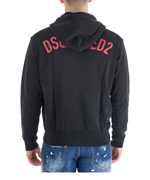 Men's hoodie sweatshirt sweat cool fit secondary image