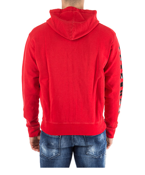 Men's hoodie sweatshirt sweat logo secondary image