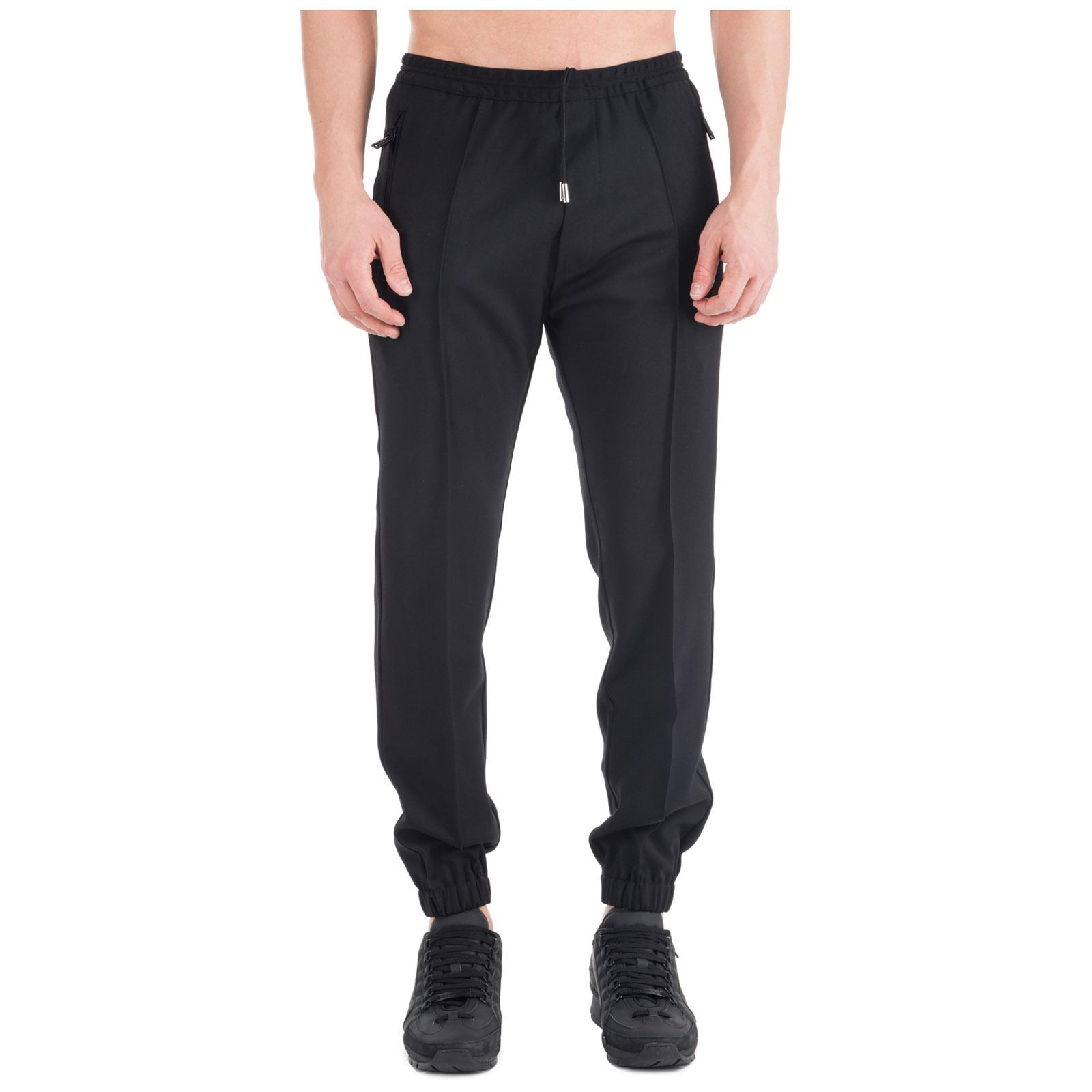 838dd7b144 Pantalons de sport Dsquared2 S74KB0153S36258900 nero | FRMODA.com