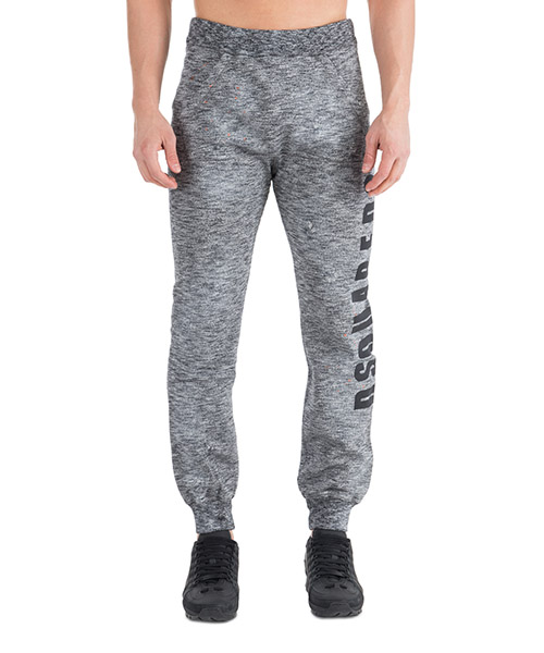 Tracksuit bottoms  Dsquared2 S74KB0188S25385900M grigio