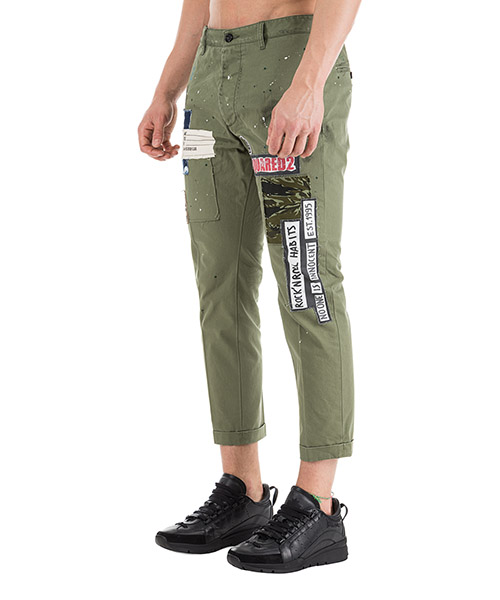 Men's trousers pants chino secondary image