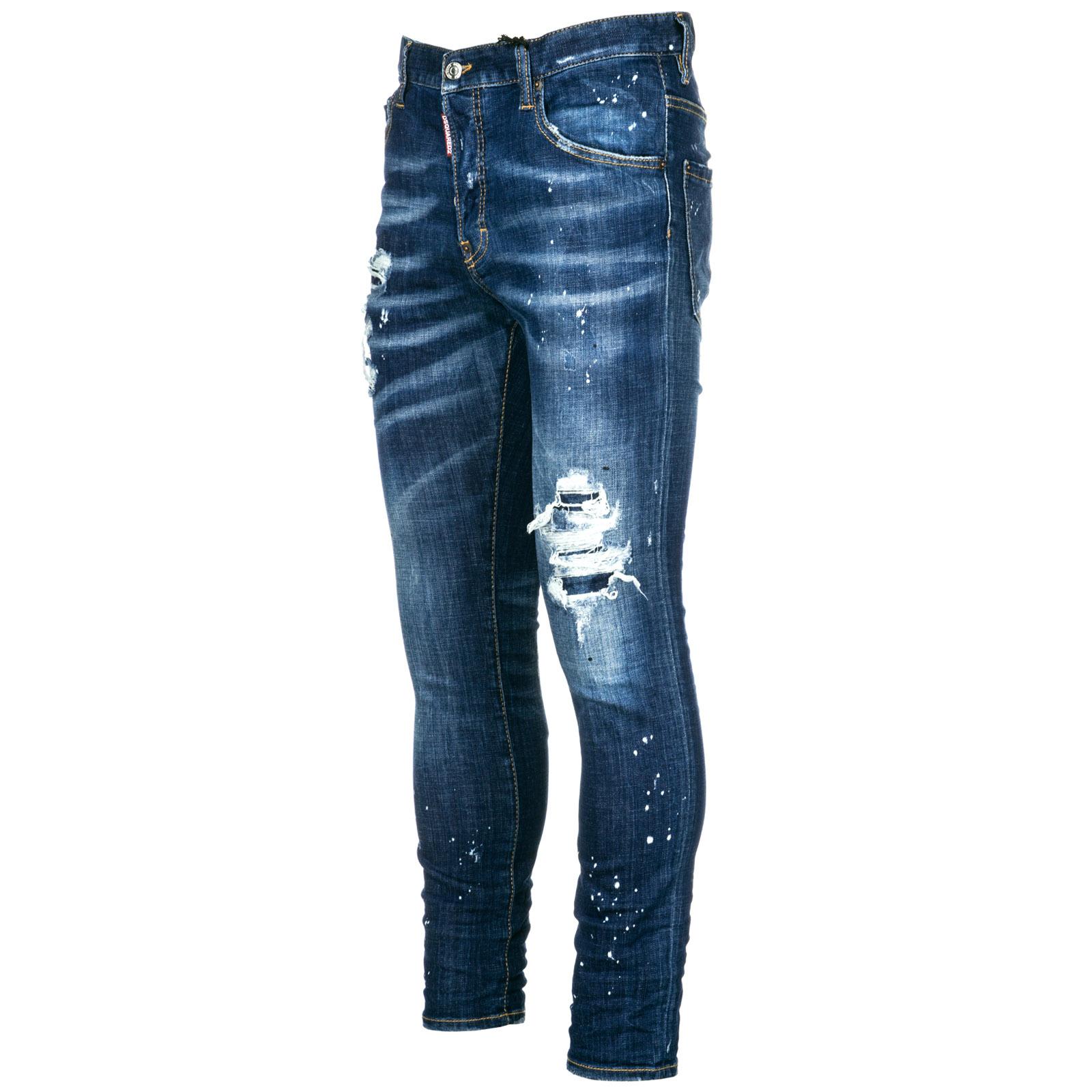 Men's jeans denim skater