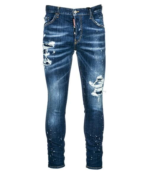 Jeans Dsquared2 S74LB0422S30342470 blu