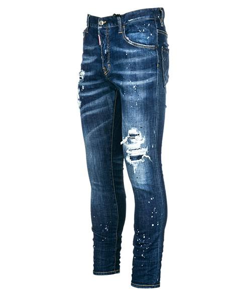 Men's jeans denim skater secondary image