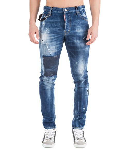 Jeans Dsquared2 Cool Guy S74LB0487S30342470 blu