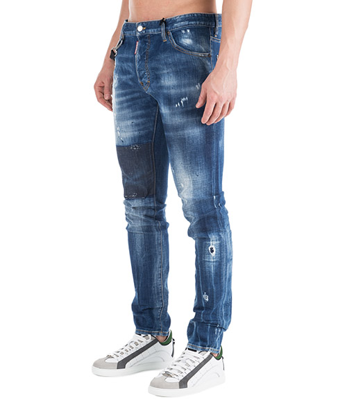 Men's jeans denim cool guy secondary image