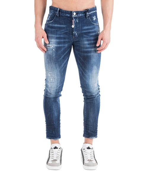 Jeans Dsquared2 Skater S74LB0501S30342470 blu
