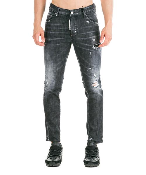 Jeans Dsquared2 Skater S74LB0586S30357900 nero