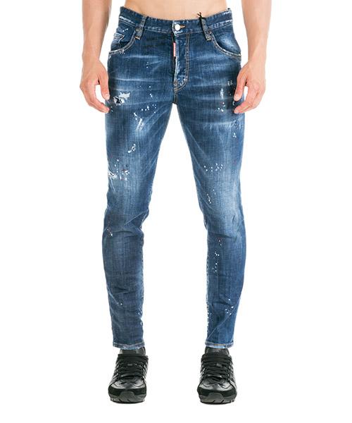 Jeans Dsquared2 Skater S74LB0593S30342470 blu