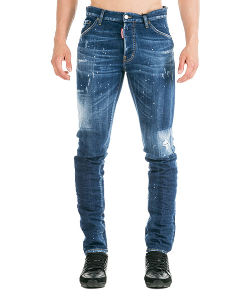 Jeans Dsquared2 Cool Guy S74LB0597S30342470 blu