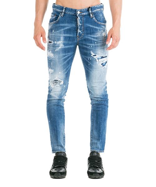Jeans Dsquared2 Skater S74LB0603S30342470 blu