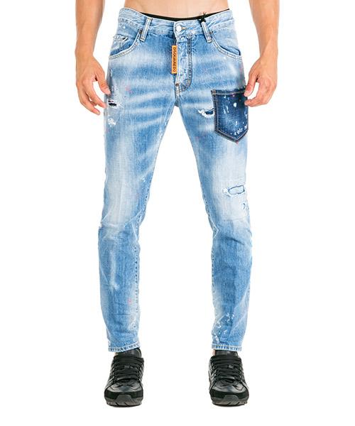 Jeans Dsquared2 skater s74lb0634s30309470 blu