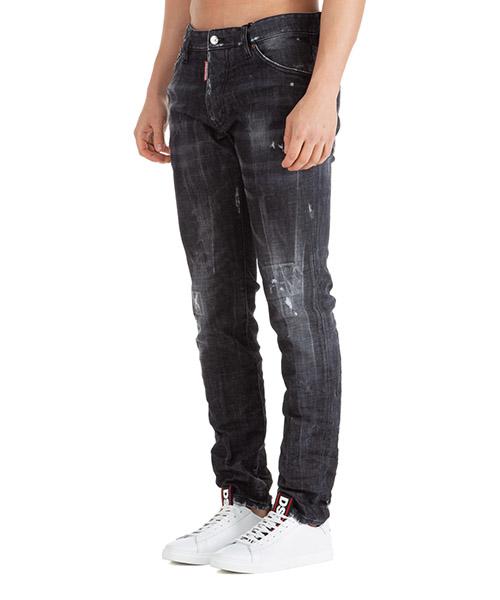 Vaqueros jeans denim de hombre pantalones cool guy secondary image