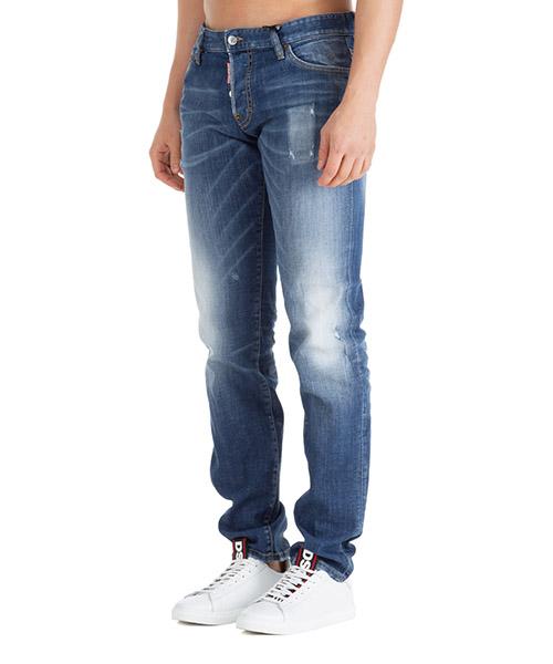 Vaqueros jeans denim de hombre pantalones i love d2 secondary image