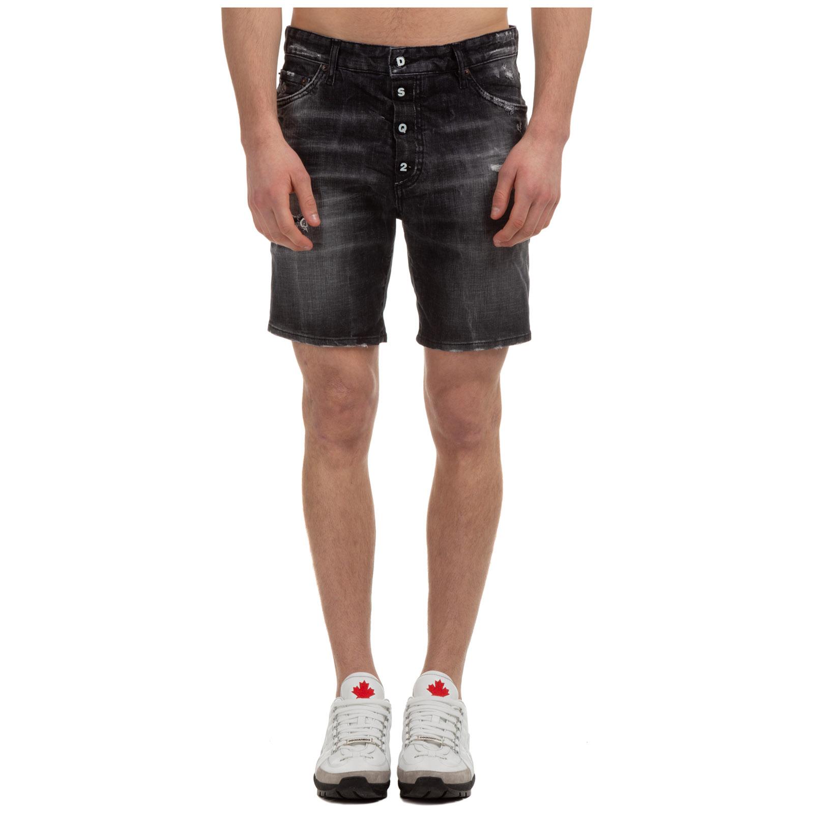 Dsquared2 Shorts MEN'S SHORTS BERMUDA 1964