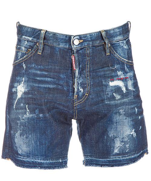 Pantalones cortos Dsquared2 S74MU0437S30342470 blu