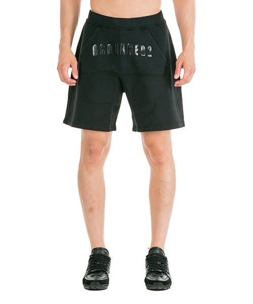 Short Dsquared2 S74MU0524S25030900 nero